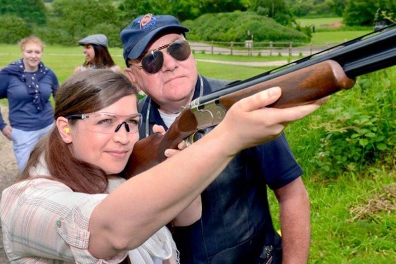 Clay Pigeon Shooting Nottingham