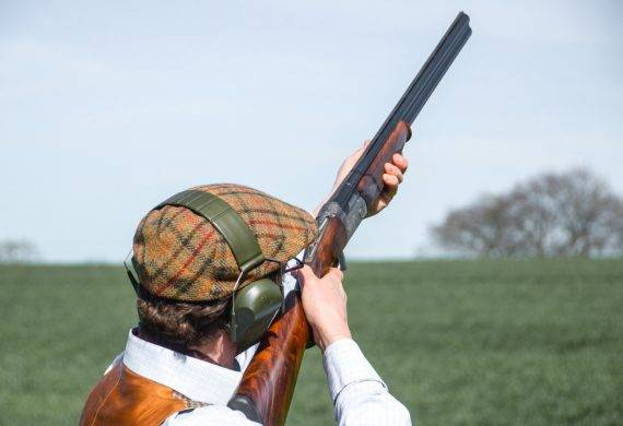clay pigeon shooting - East Midlands Clay Sports